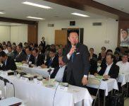 東京税理士会会長挨拶;会長代理・菅納副会長