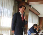自由民主党東京都連代表挨拶;会長 下村博文衆議院議員