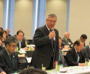 東京税理士会会長挨拶(西村会長)