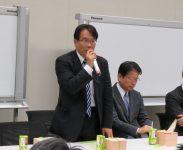 民進党東京都連会長挨拶(都連会長・松原仁衆議院議員)