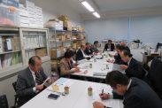 11月11日常任幹事会(東京税理士会館・別館)
