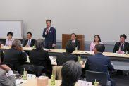 公明党代表からの挨拶・公明党 代表 山口那津男 参議院議員