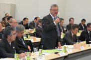 東京税理士会会長挨拶・西村 新 会長